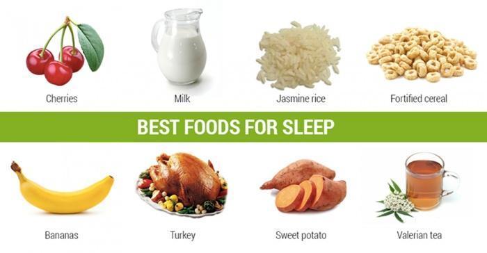Foods To Eat To Keep You Awake
