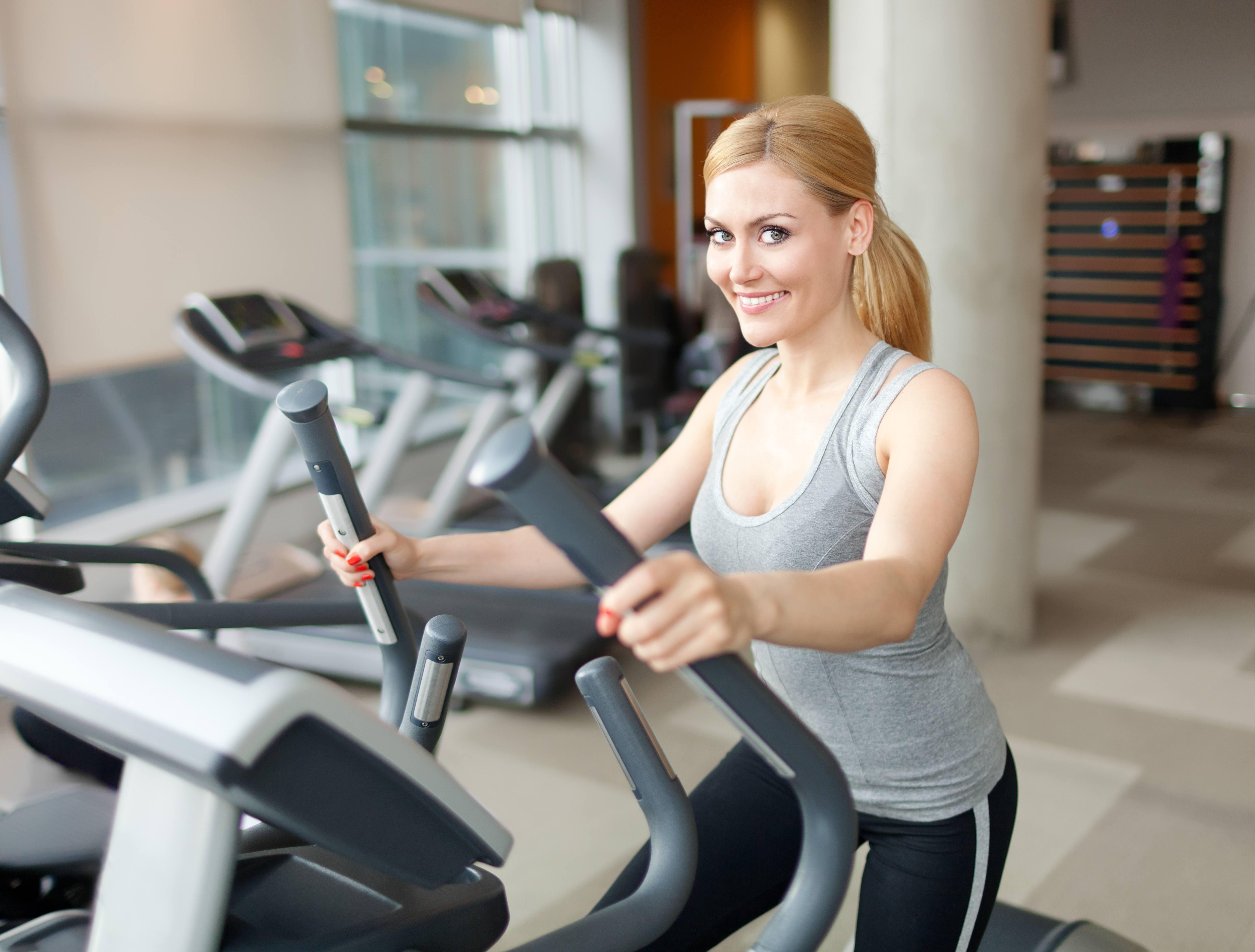 Как заниматься на эллипсоиде чтобы похудеть отзывы
