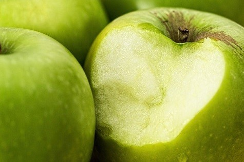 Crunchy Green Apples