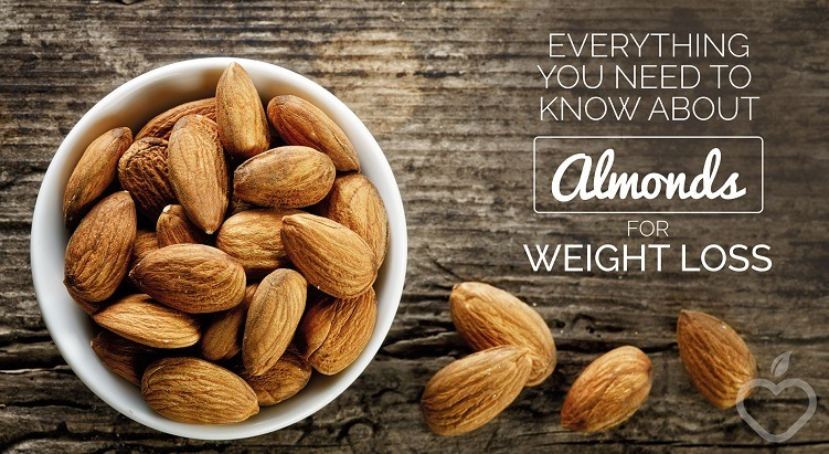 ALMONDSFINAL - Everything You Need To Know About Almonds for Weight Loss