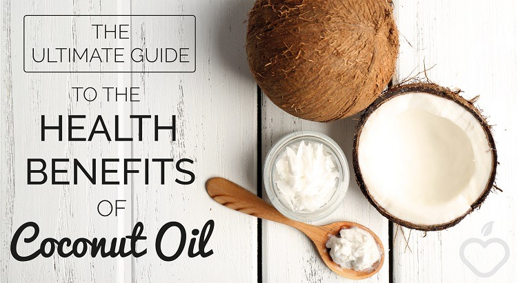 COCONUT OIL FINAL - The Ultimate Guide To The Health Benefits Of Coconut Oil