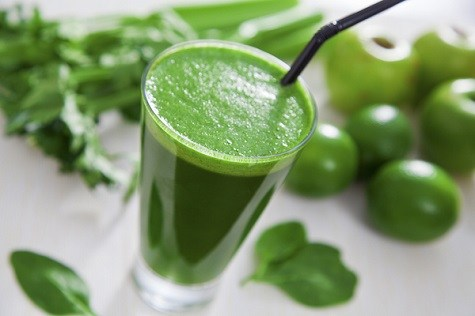 Ultra green super smoothie