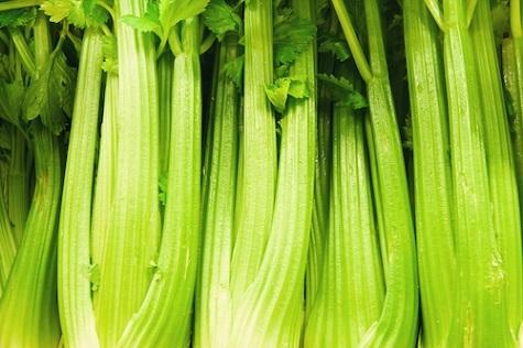 Celery has anti- inflammatory properties