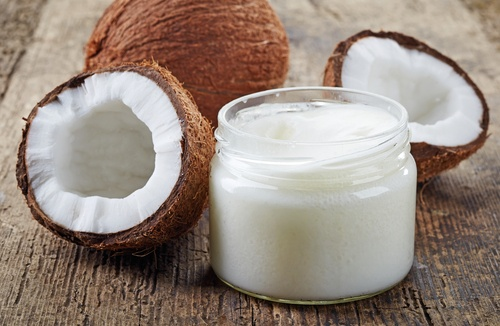 Coconut Hair Oil Mask