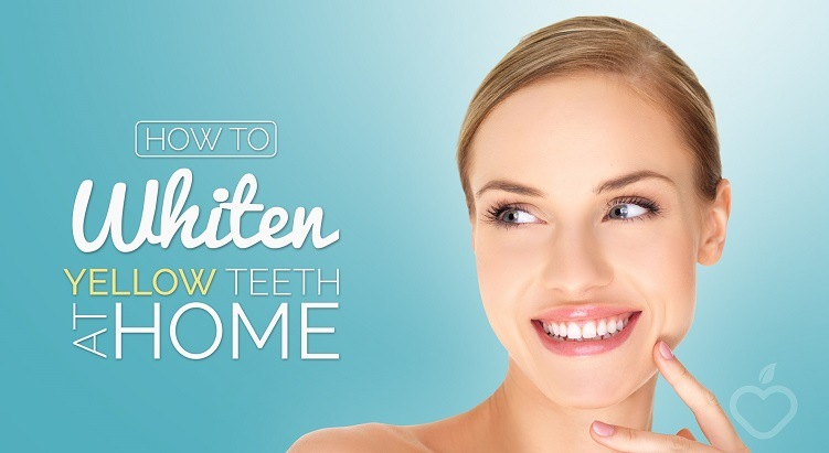 How To Whiten Yellow Teeth At Home (And Keep Them That Way)