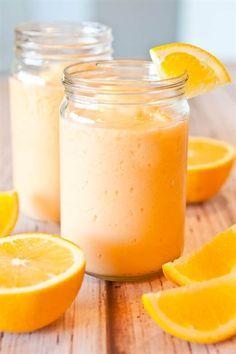 The Orange Julius Smoothie