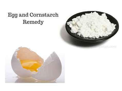 Egg and Cornstarch