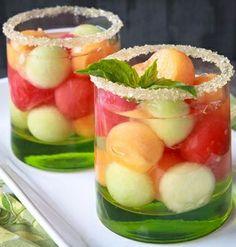 Pinot Grigio Melon Ball Spritzer