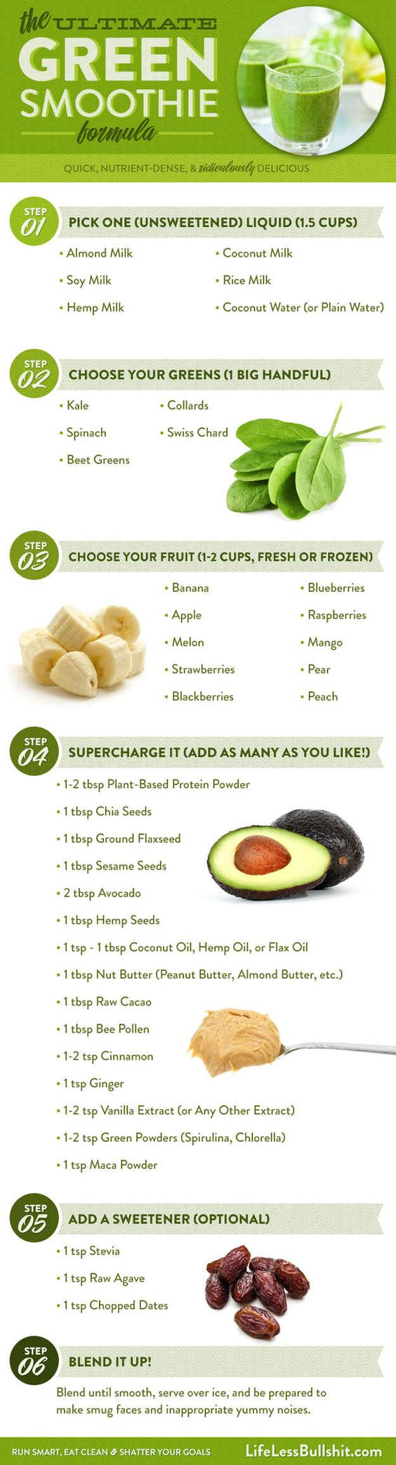 Image 10 8 - The All In One Guide To Making A Green Smoothie