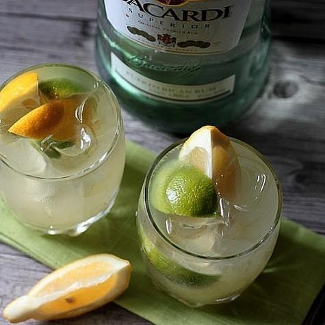 Lemon 'n' Lime Cocktail