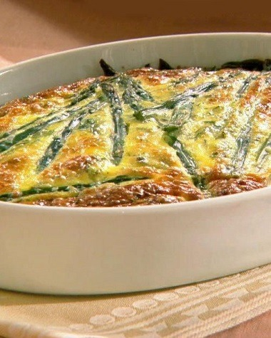 Goat's Cheese Frittata