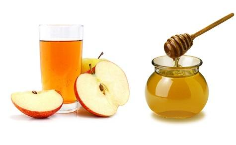 ACV  and Honey