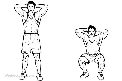 12 bodyweight exercises for home workouts
