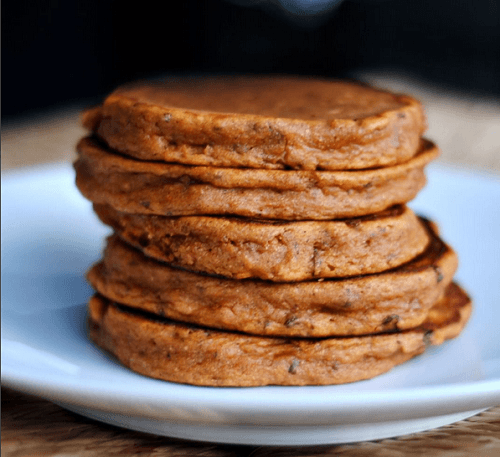 Spicy Sweet Potato Stack