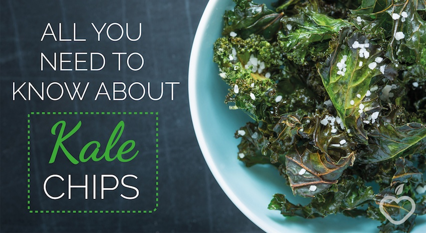 KALE CHIPS FINAL 1 - All You Need To Know About Kale Chips