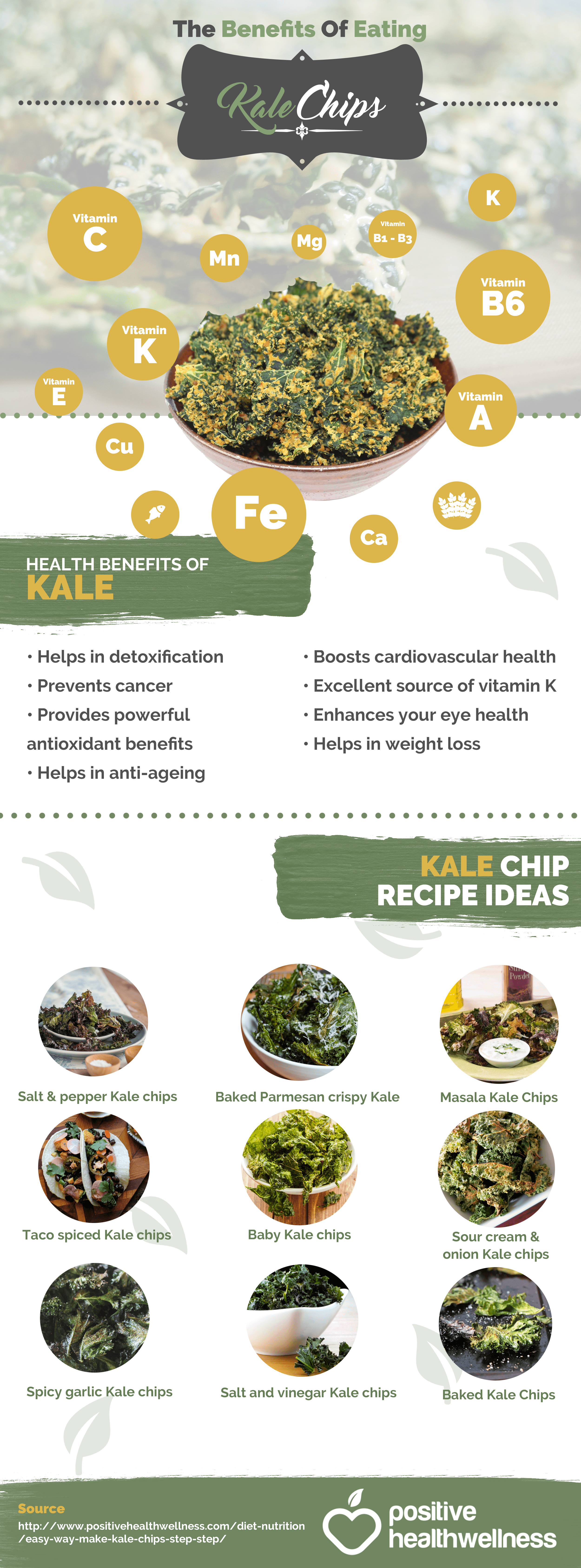 Kale Chips - All You Need To Know About Kale Chips