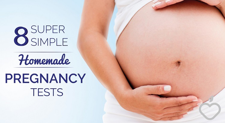 Roundup: 8 Super Simple Homemade Pregnancy Tests