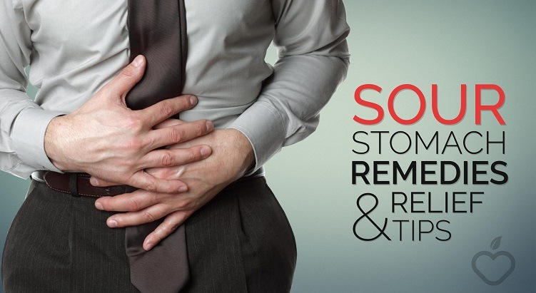Sour Stomach Remedies and Relief Tips