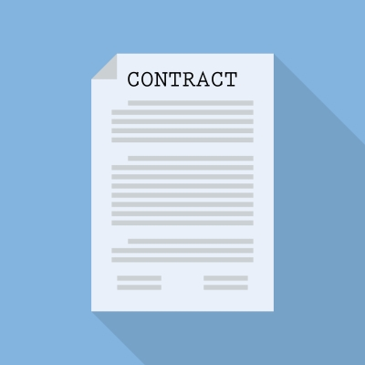 Review the contract