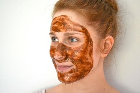 Cinnamon Manuka Face Mask