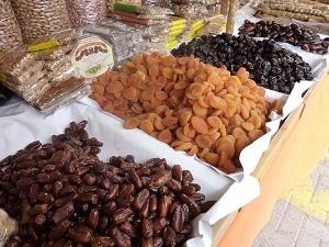 high fiber fruits