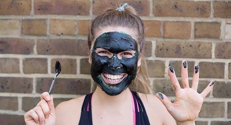 Spirulina Manuka Face Mask