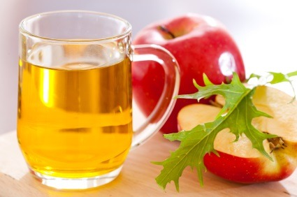 fresh apple cider vinegar