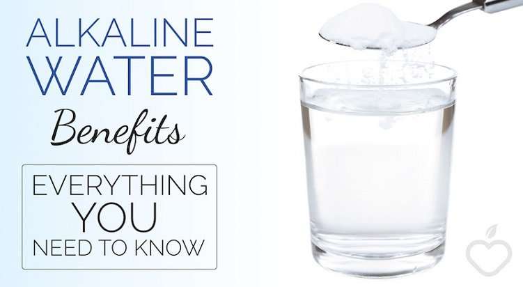 Alkaline Water Benefits (Everything You Need To Know)