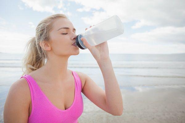 Regular hydration