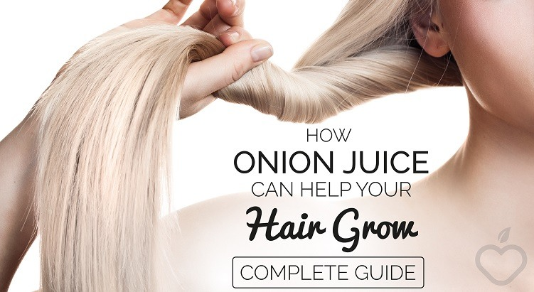 How Onion Juice Can Help Your Hair Grow (Complete Guide)