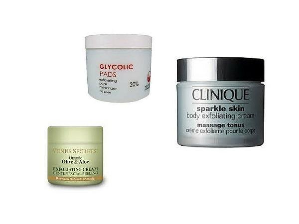 face exfoliating creams