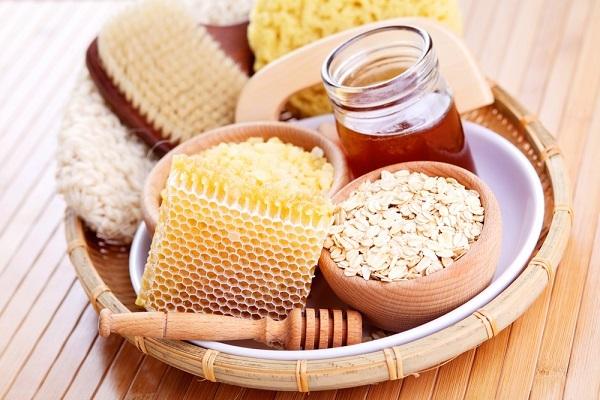 honey oatmeal