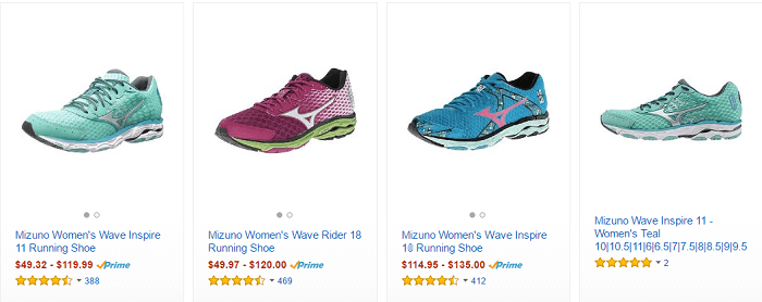 Mizuno Women's Wave Inspire 11