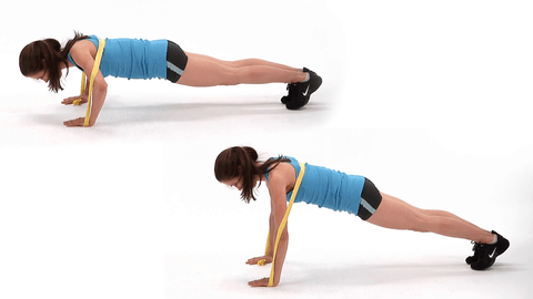 how to make wall push ups harder