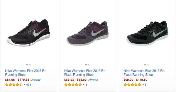Nike Women's Flex 2015