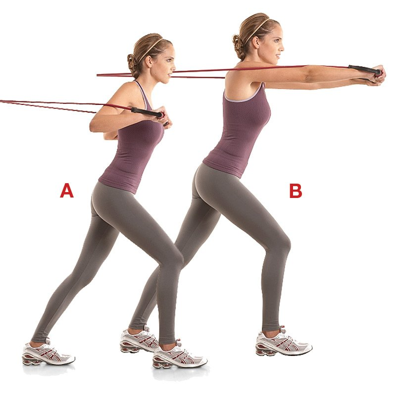 Resistance Band Exercises For Mid Upper Back Healthy Living