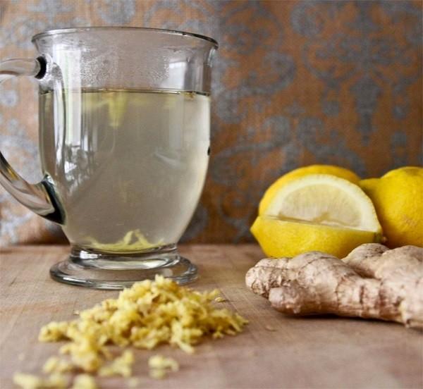 Lemon Ginger Treatment
