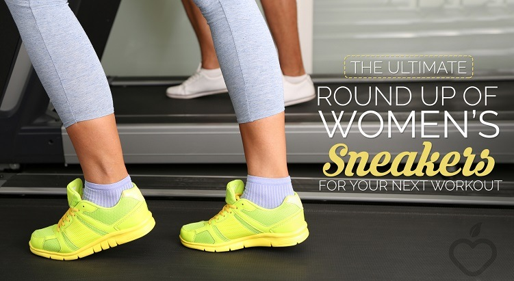The Ultimate Round Up Of Women's Sneakers For Your Next Workout