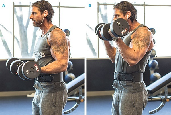 21 S This Exercise Hits Your Arms From Every Angle And It Combines Strength Endurance Training For Maximum Results Do Right You Ll Feel The