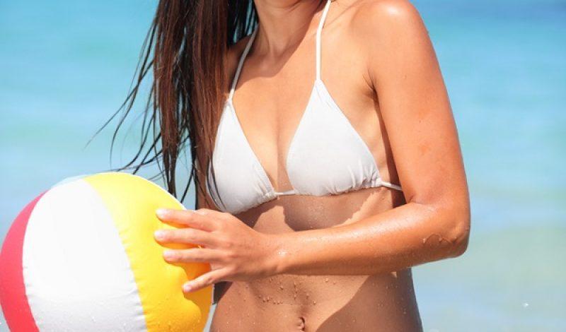 10 Ways To Get Your Tummy Bikini-Ready – Infographic
