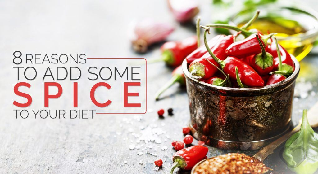 Spice Image Design 1 1024x562 - 8 Reasons To Add Some Spice To Your Diet
