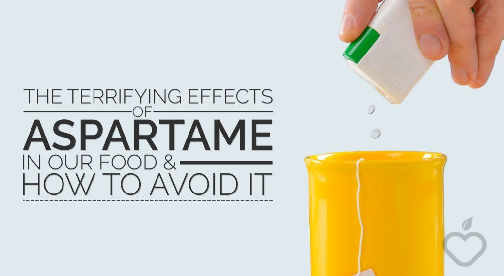 Aspartame Image Design 1 1024x562 - The Terrifying Effects Of Aspartame In Our Food And How To Avoid It