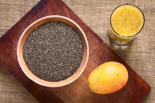 Chia Seeds (Lat. Salvia Hispanica)