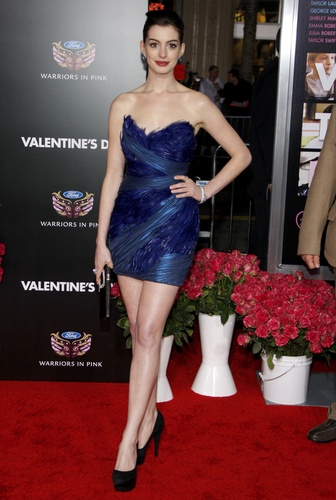 """Los Angeles Premiere of """"Valentine's Day"""" - Arrivals"""