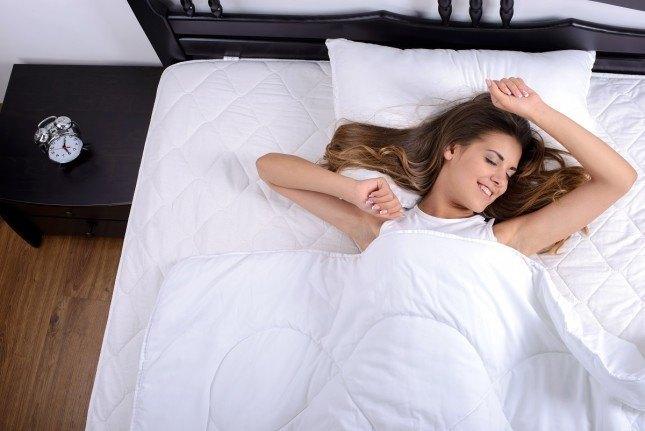 getting enough sleep - 12 Best Foods To Help You Sleep Like A Baby