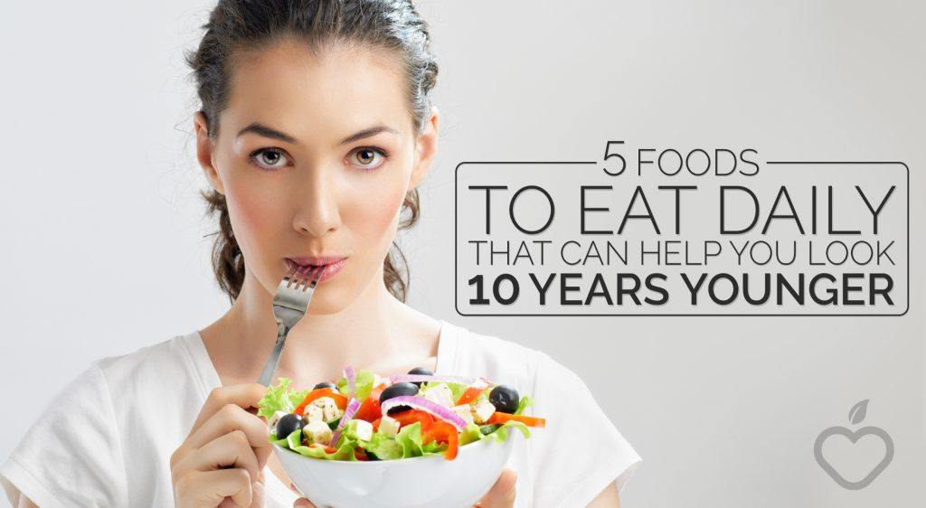 10 Years Younger Image Design 1 1024x562 - 5 Foods to Eat Daily to Make You Look 10 Years Younger