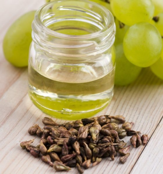 Grape Seed Benefits – Infographic