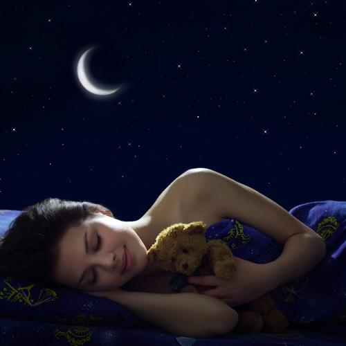 Sleeping Girl