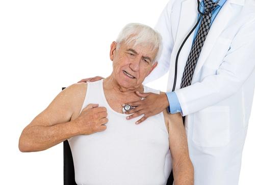 chest examination