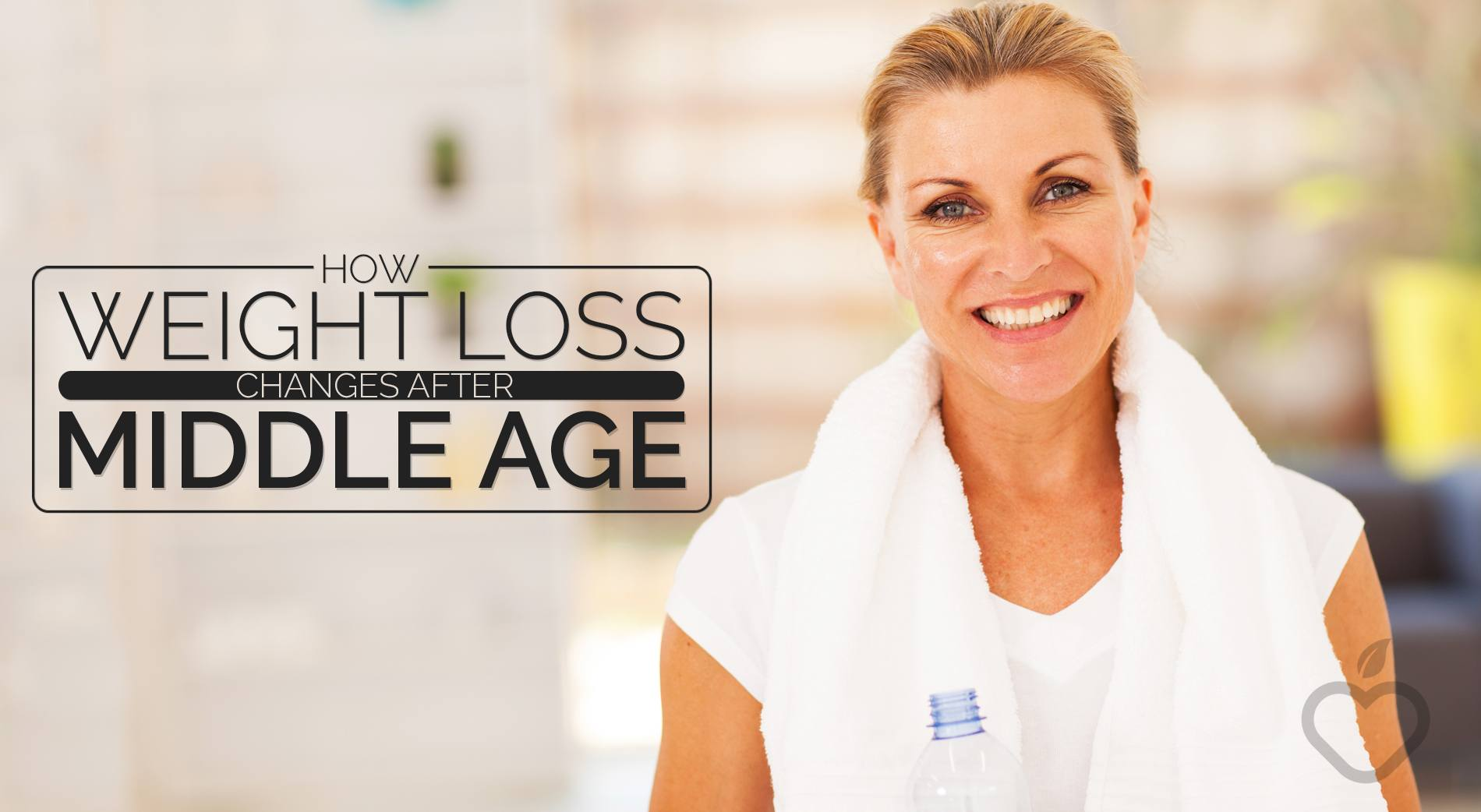 Middle Age Image Design 1 - How Weight Loss Changes After Middle Age